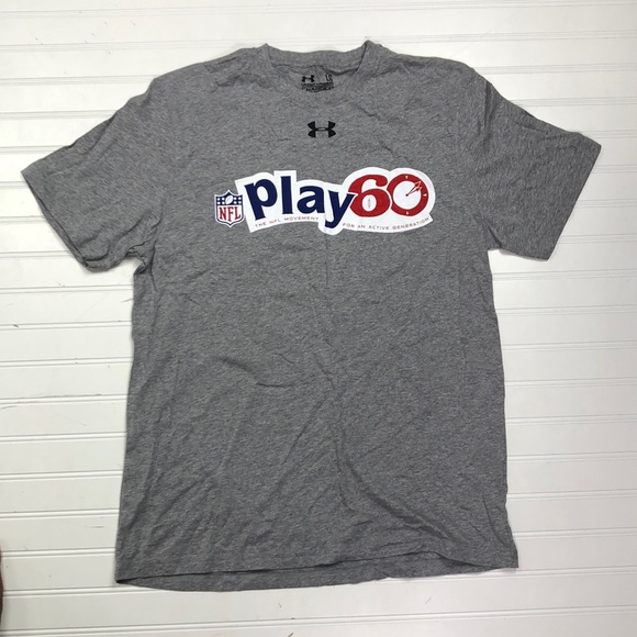 Under Armour Other - NFL Play 60 t-shirt